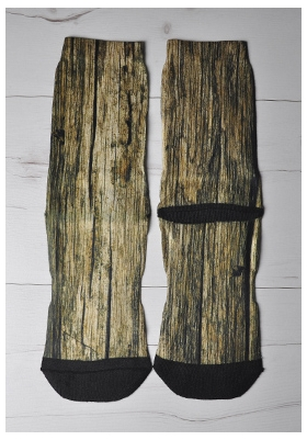 Wood socks