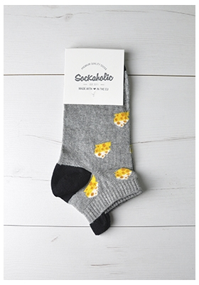 Cheese socks